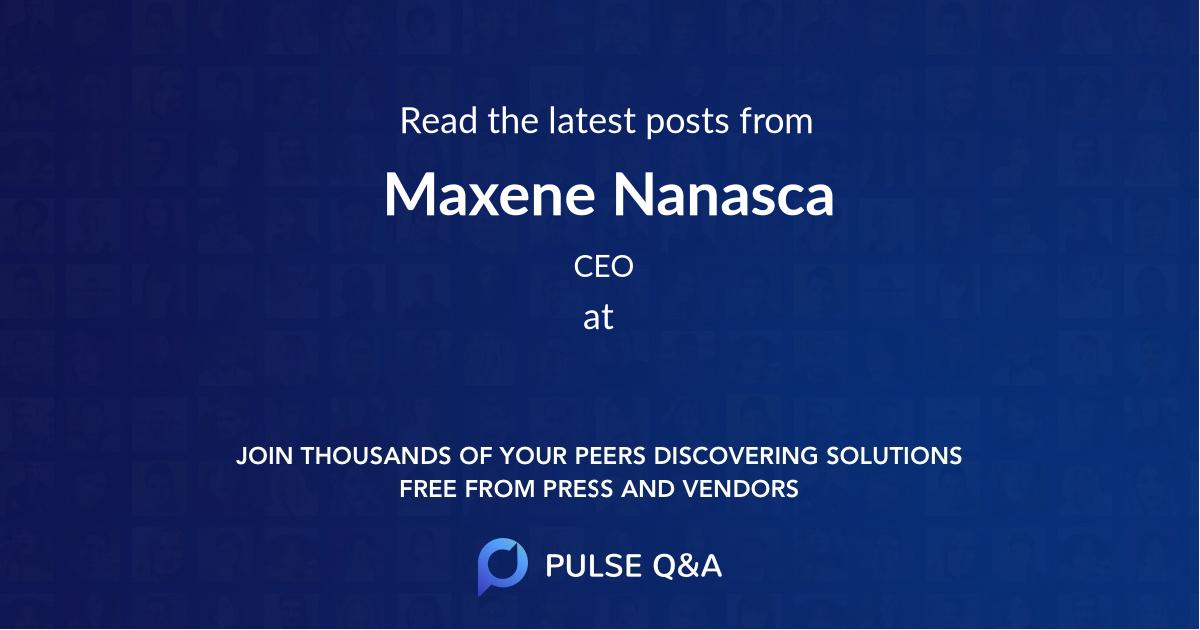 Maxene Nanasca