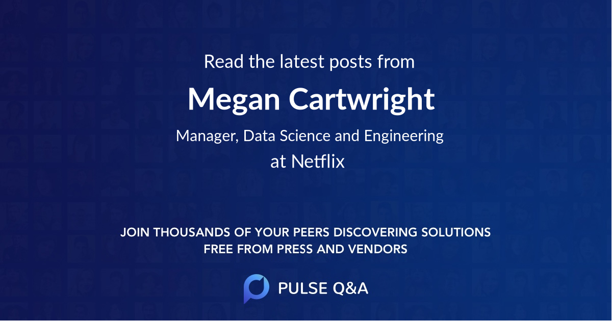 Megan Cartwright