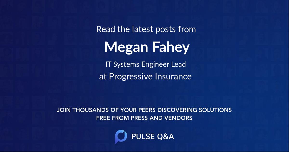 Megan Fahey