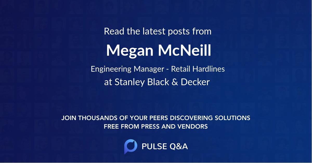 Megan McNeill