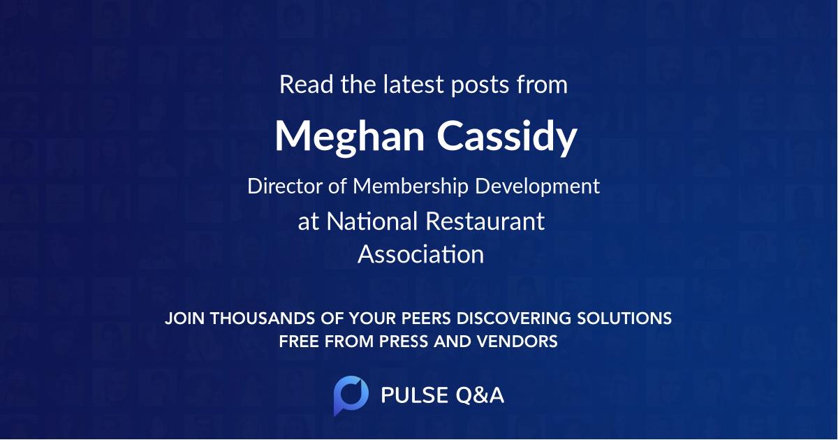 Meghan Cassidy