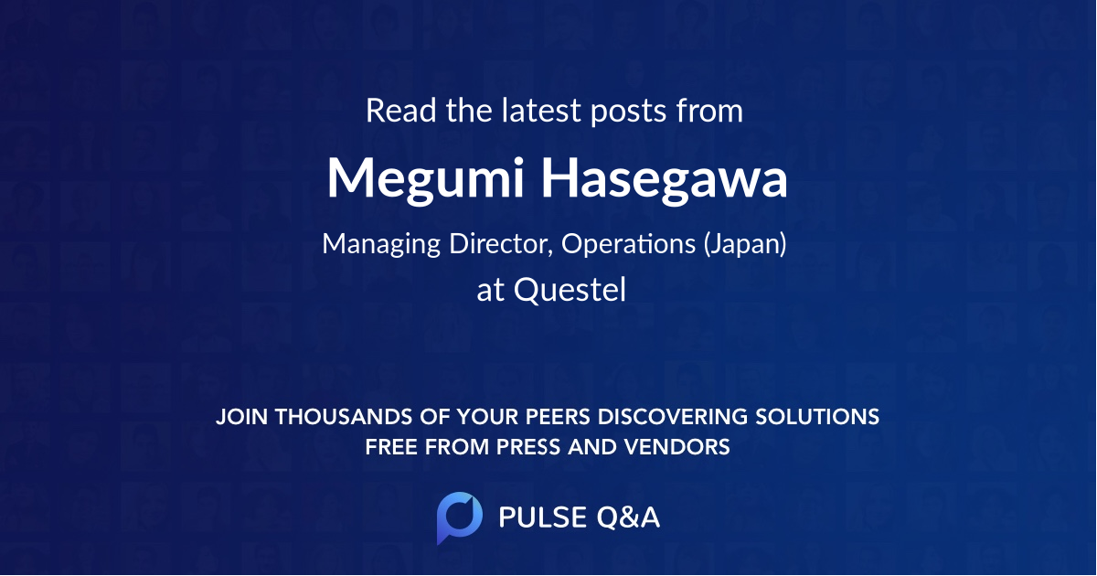 Megumi Hasegawa