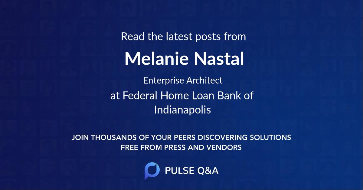 Melanie Nastal