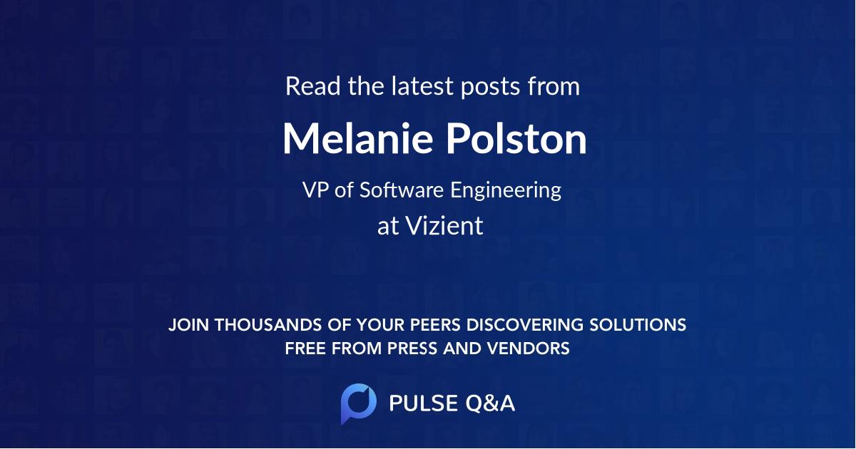 Melanie Polston