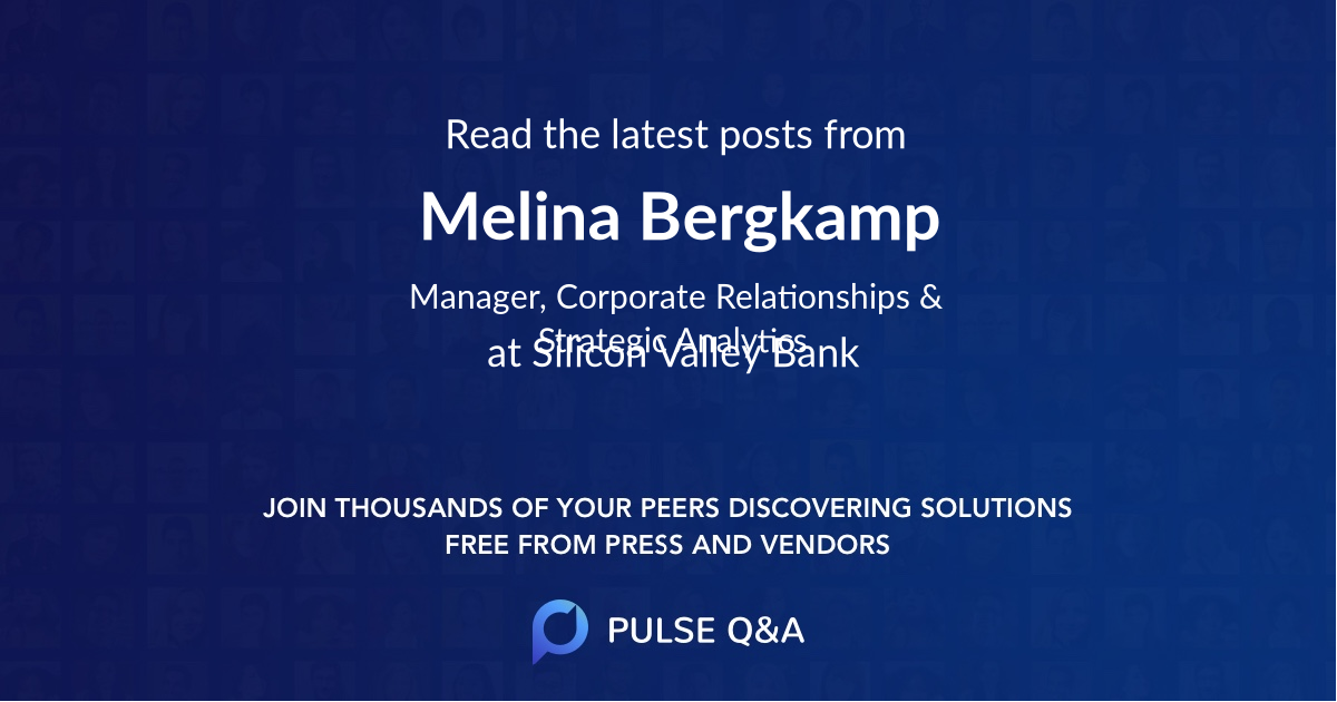 Melina Bergkamp