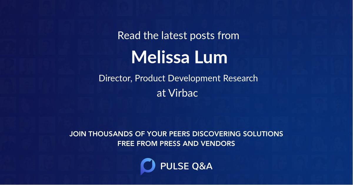 Melissa Lum