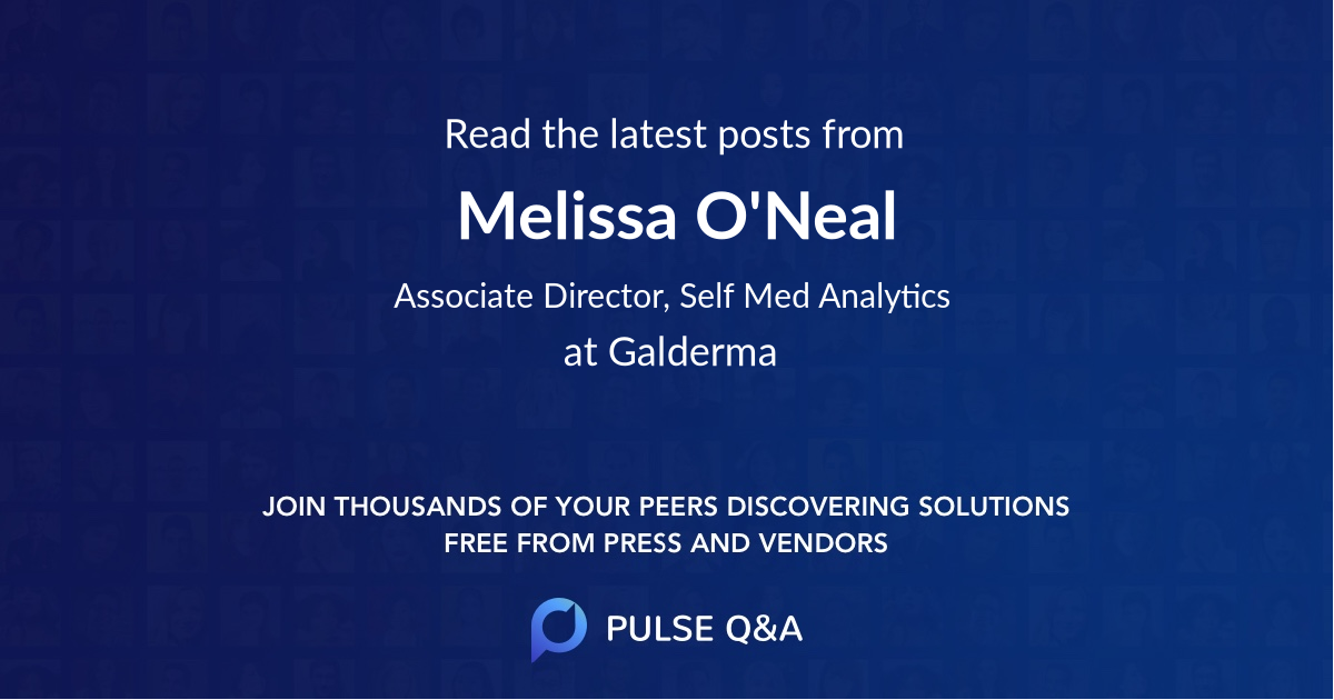 Melissa O'Neal