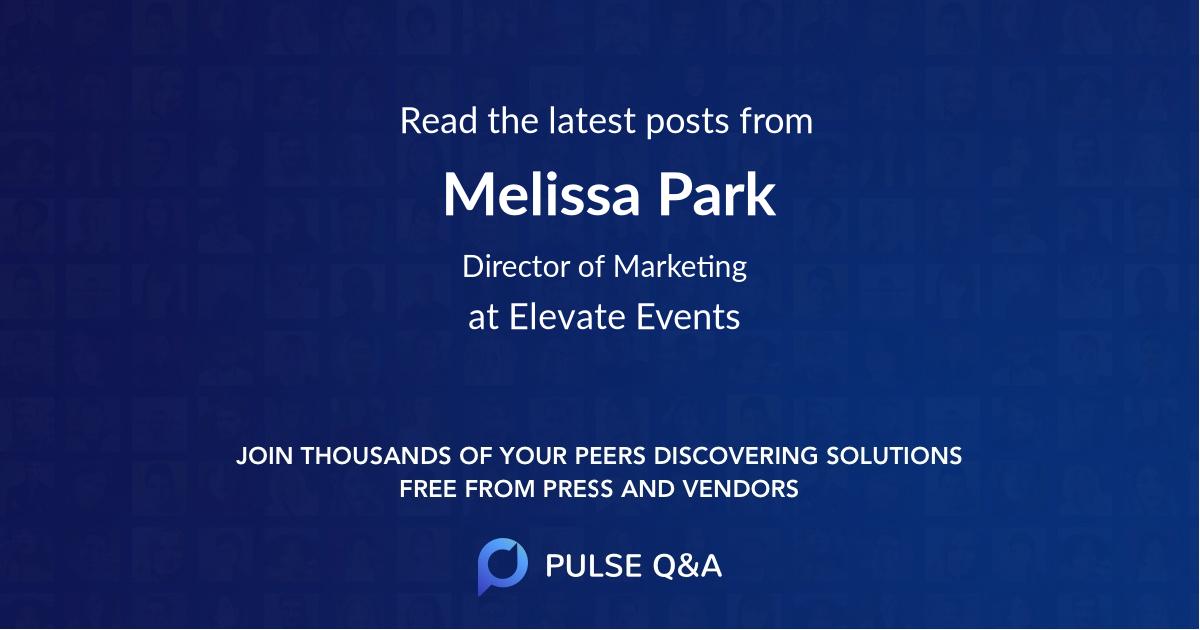 Melissa Park