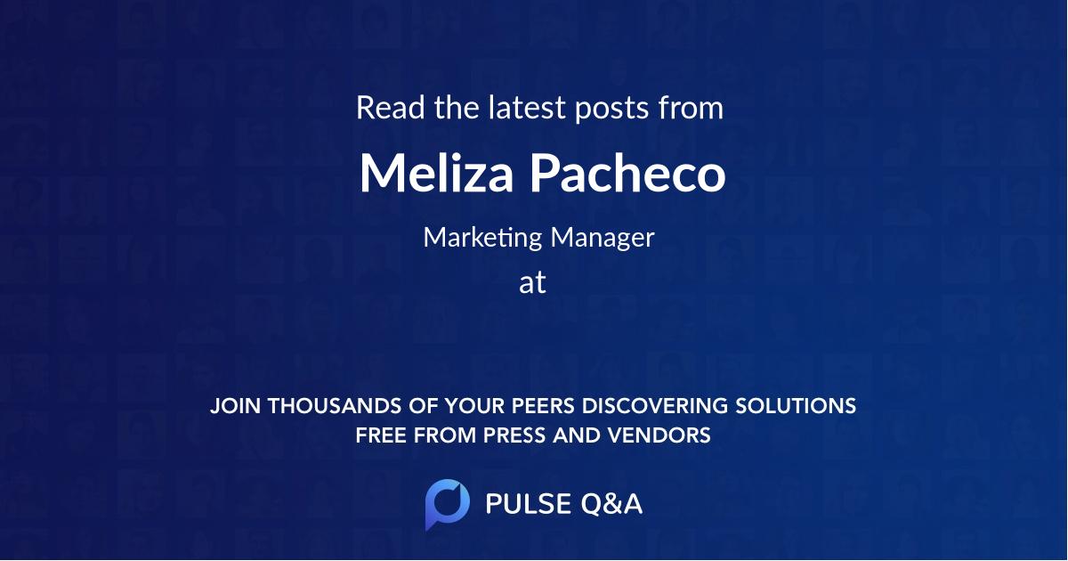 Meliza Pacheco