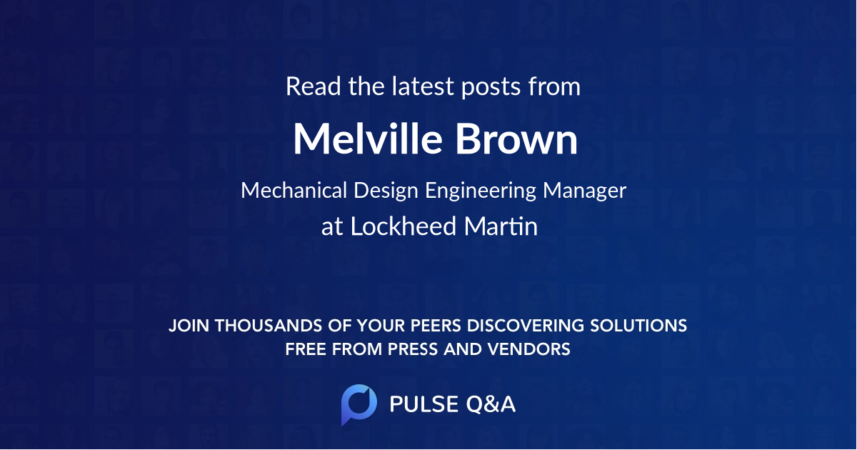 Melville Brown