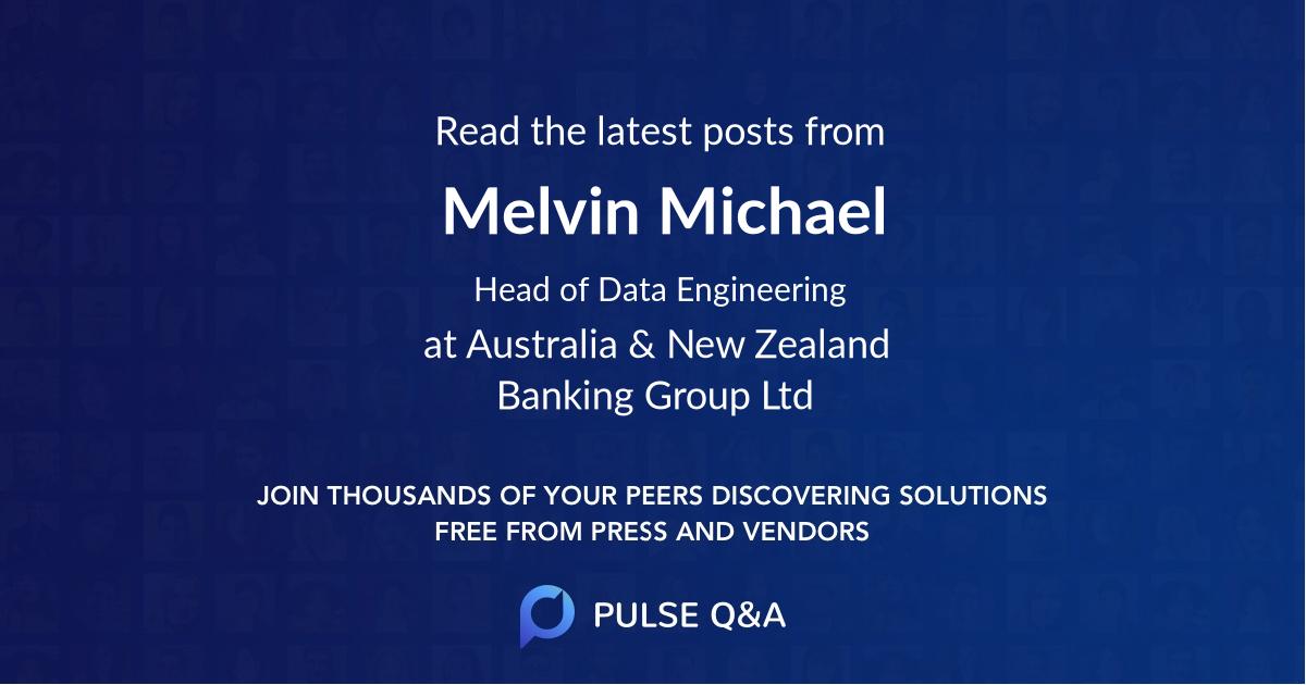Melvin Michael