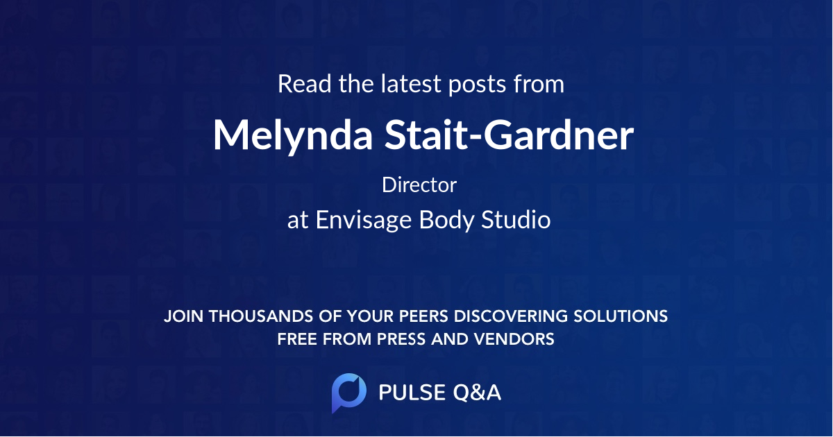 Melynda Stait-Gardner