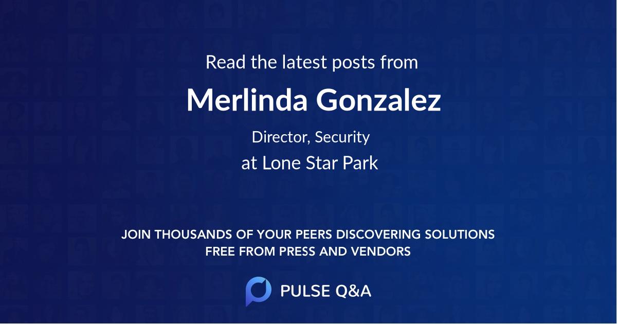 Merlinda Gonzalez