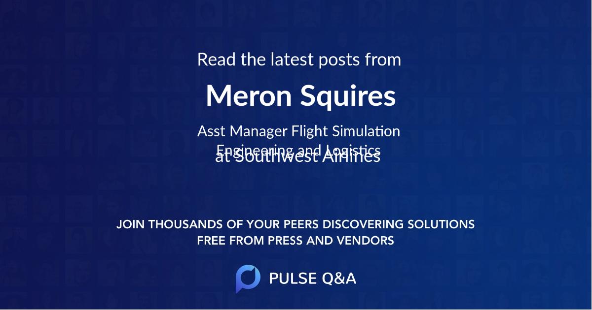 Meron Squires