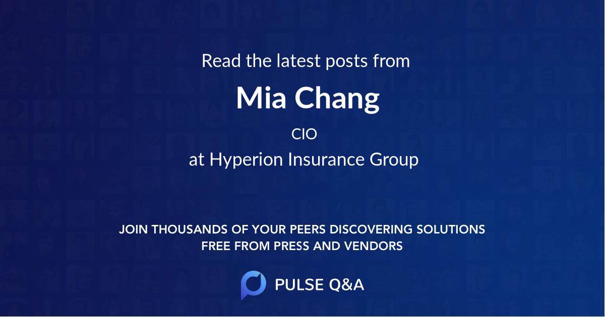 Mia Chang