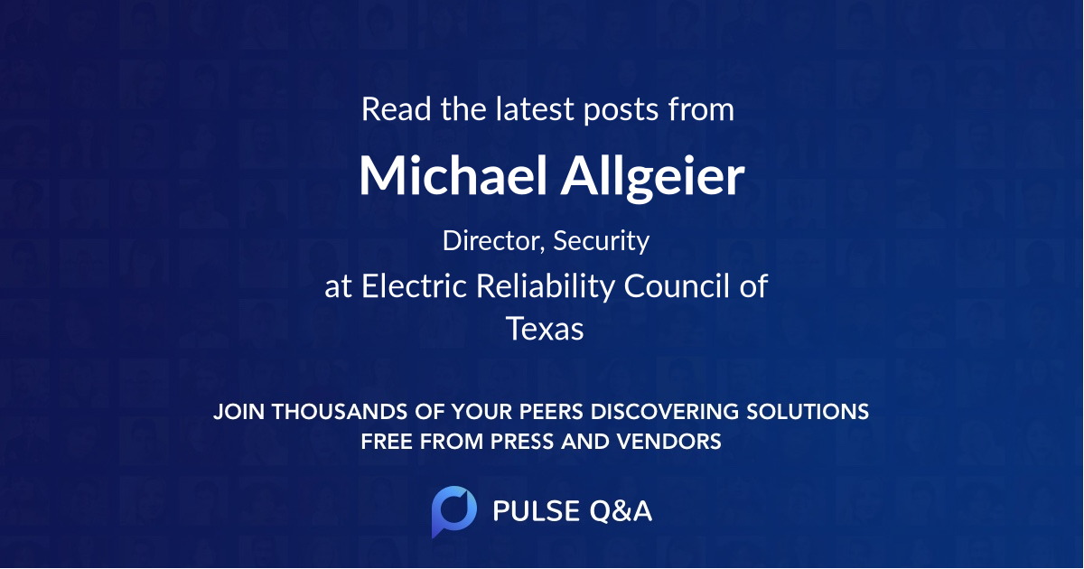 Michael Allgeier