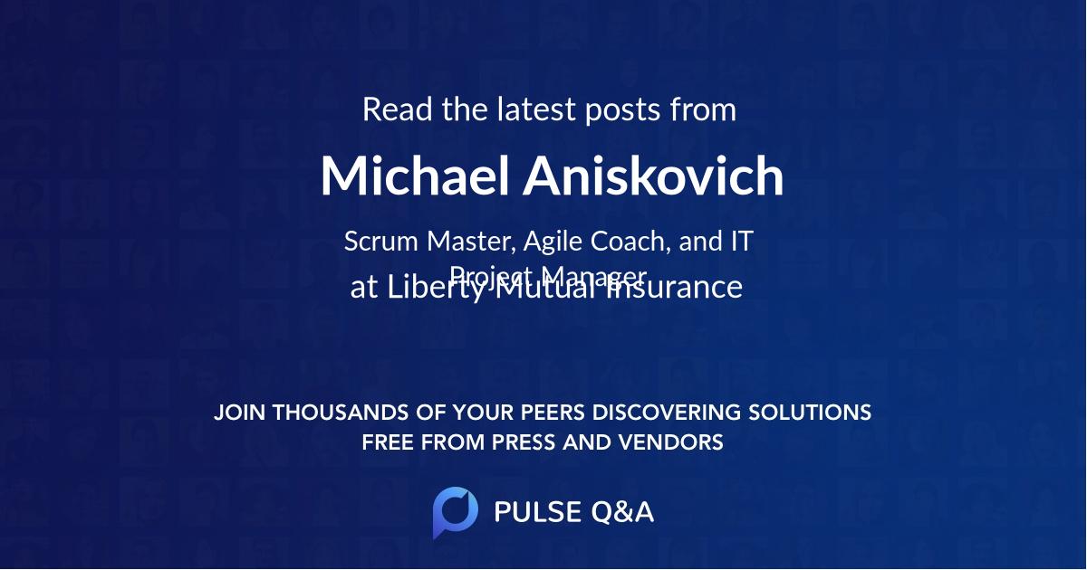 Michael Aniskovich