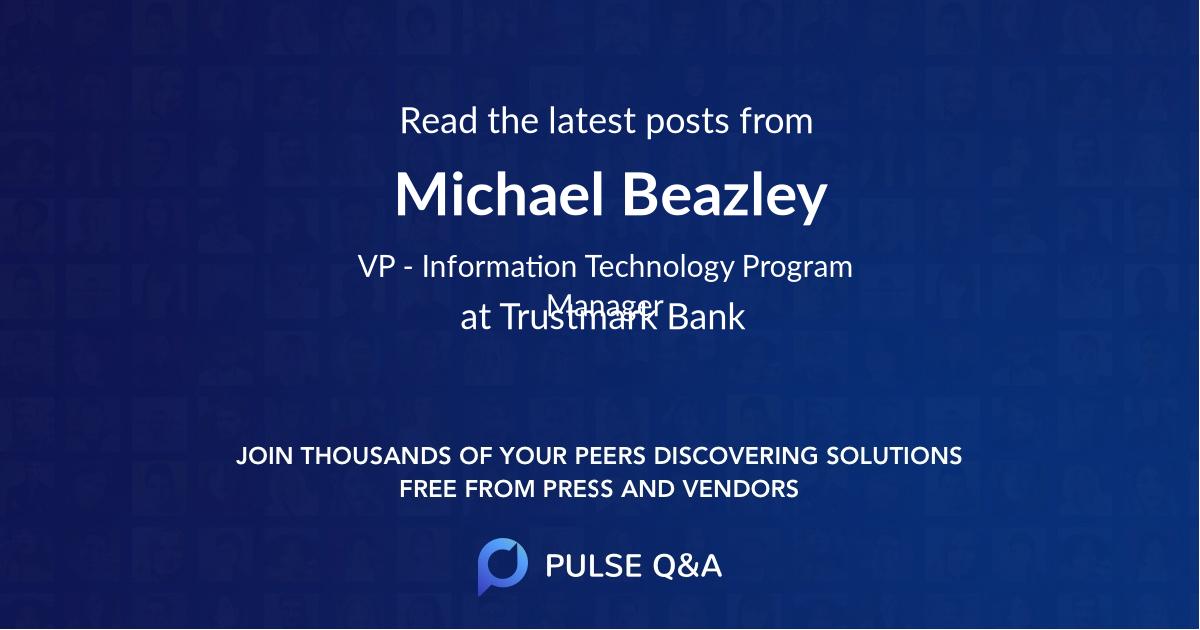 Michael Beazley