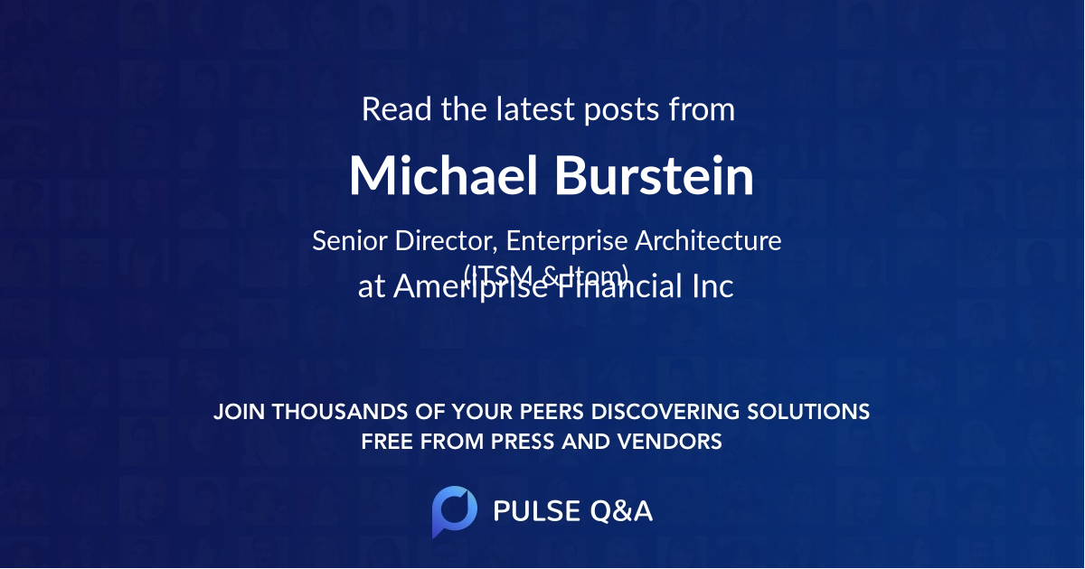 Michael Burstein