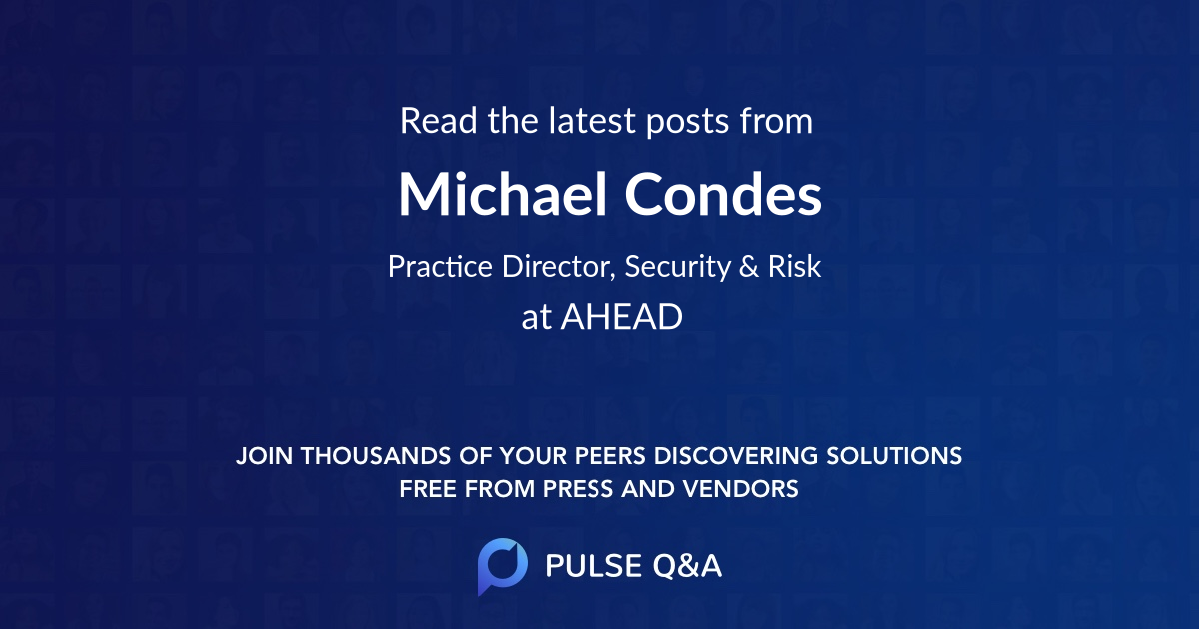 Michael Condes