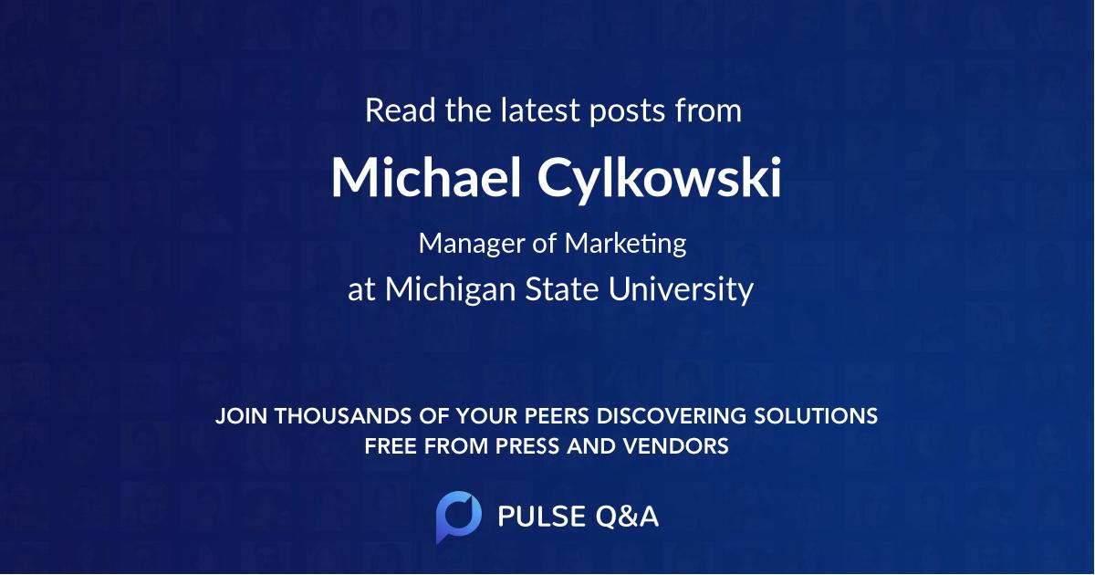 Michael Cylkowski