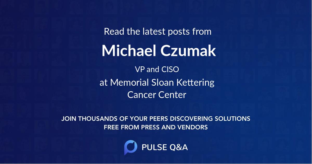 Michael Czumak