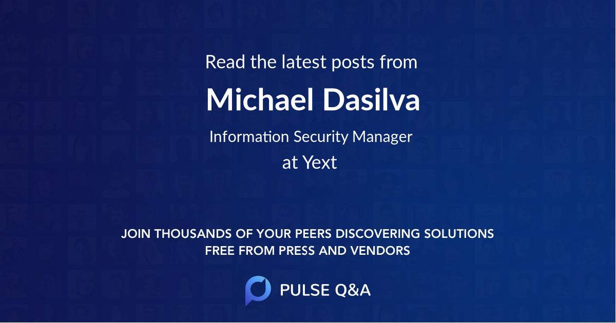 Michael Dasilva