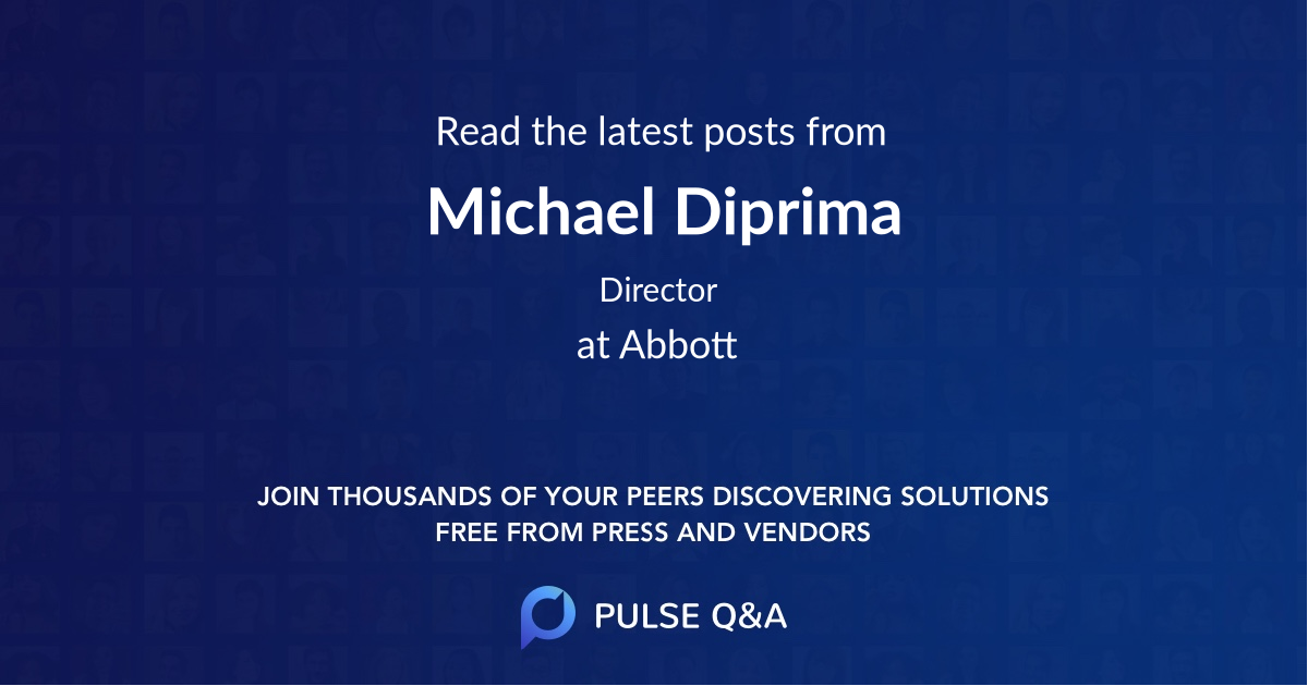 Michael Diprima