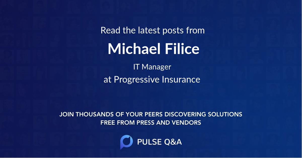 Michael Filice