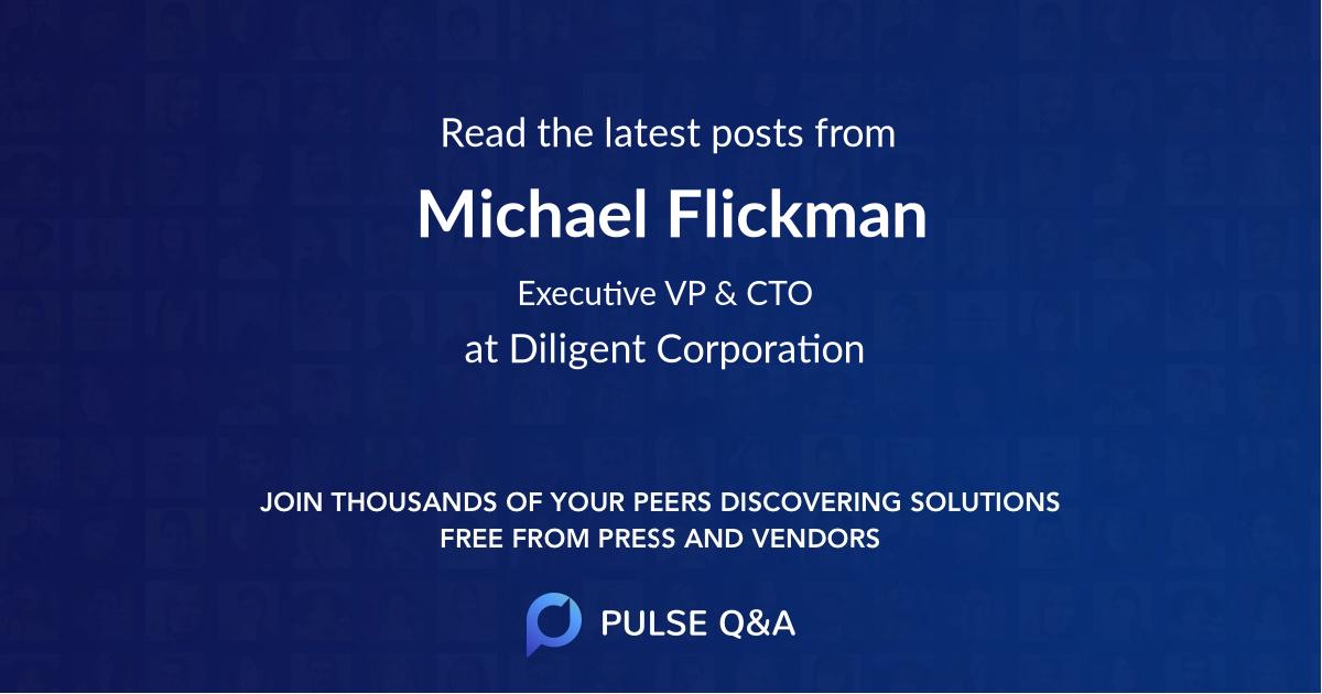 Michael Flickman