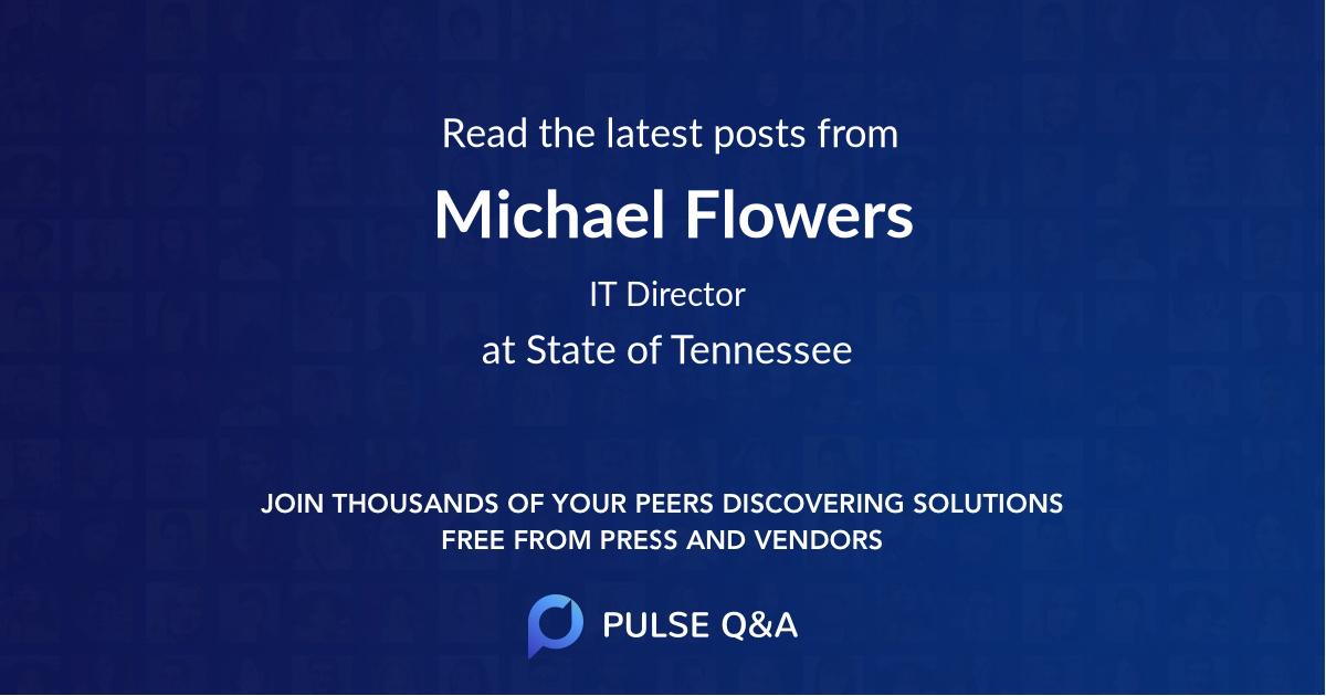 Michael Flowers
