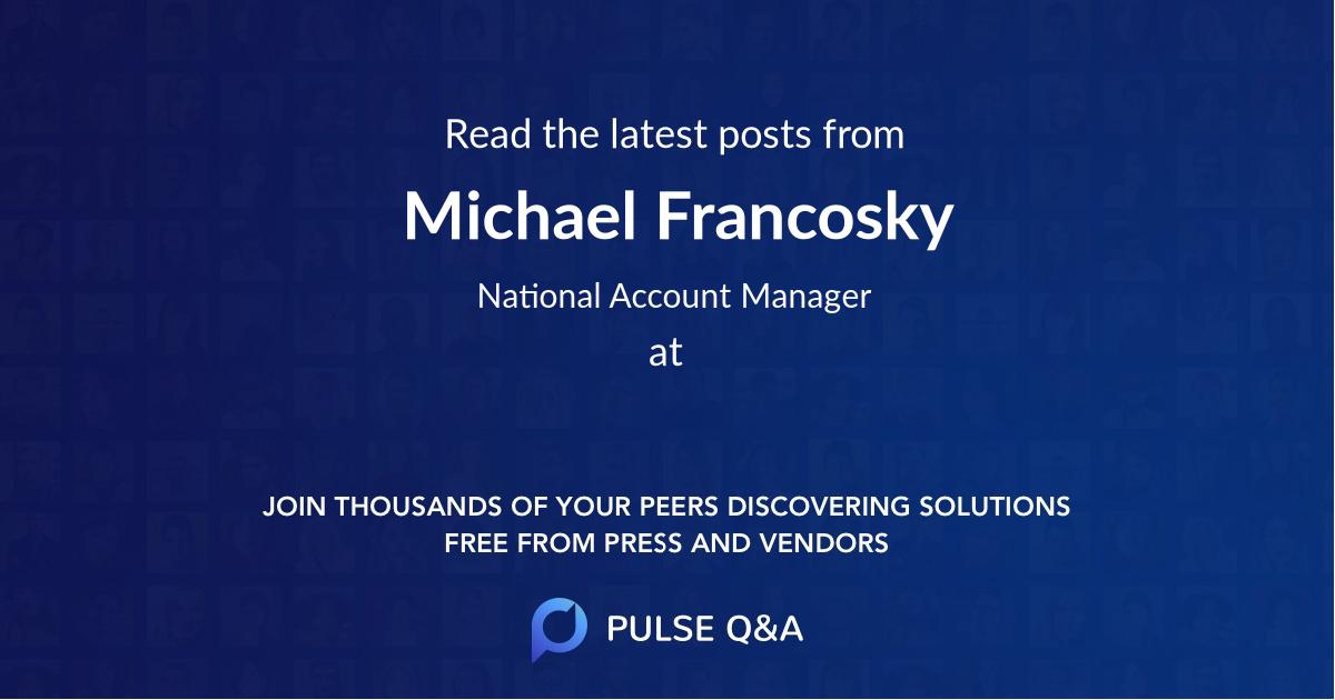 Michael Francosky
