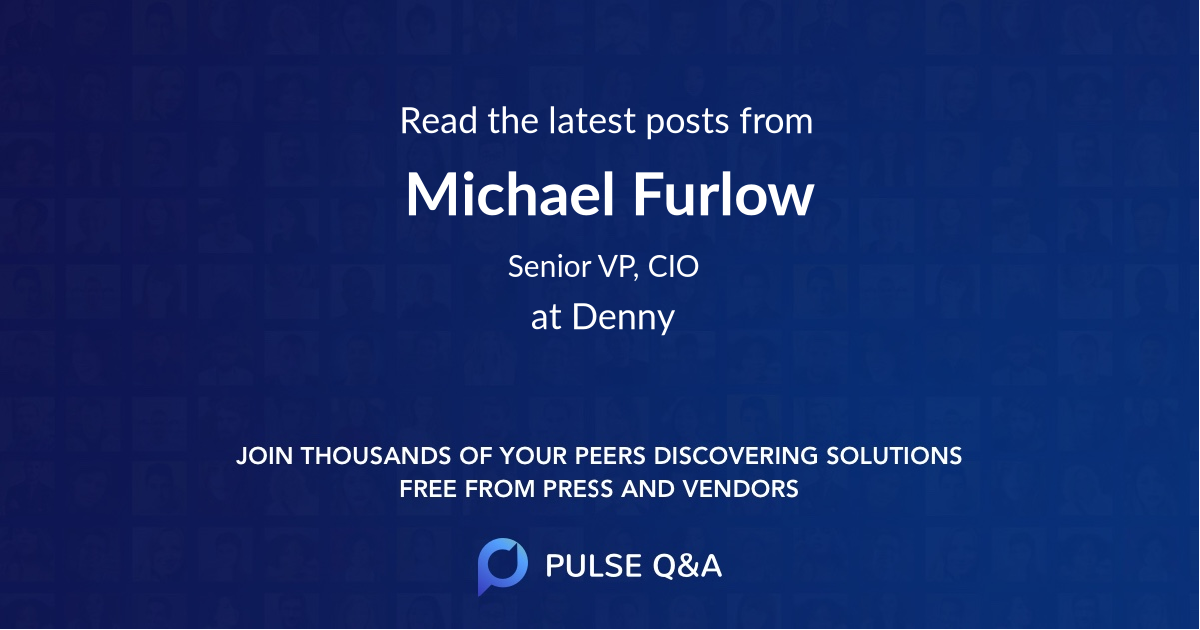 Michael Furlow