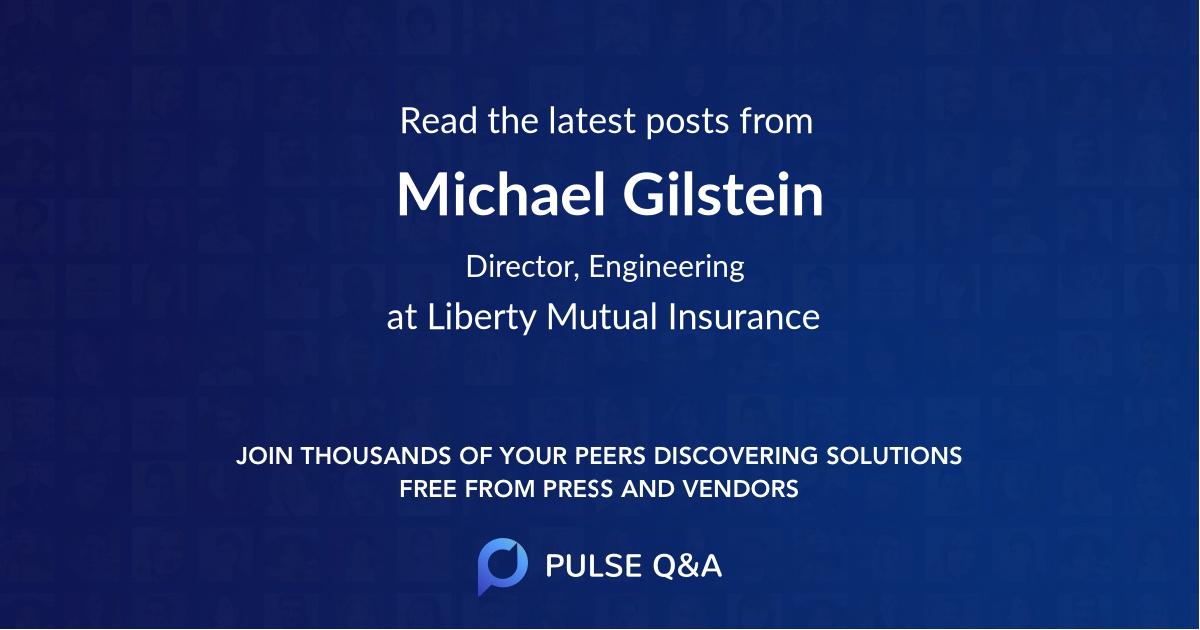 Michael Gilstein