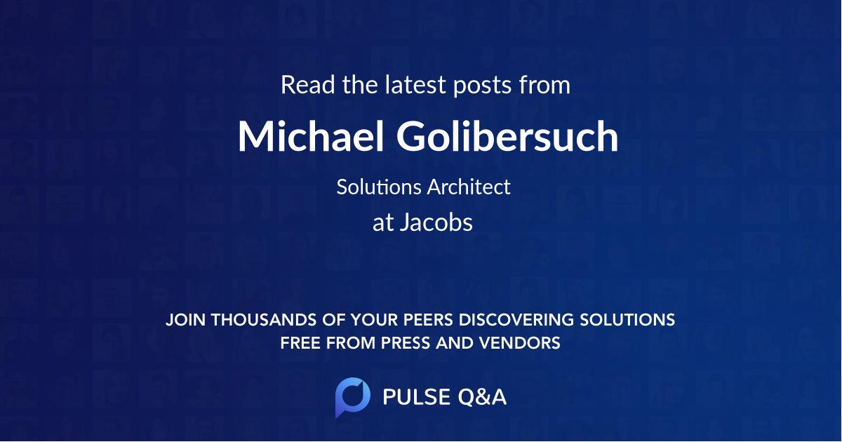 Michael Golibersuch