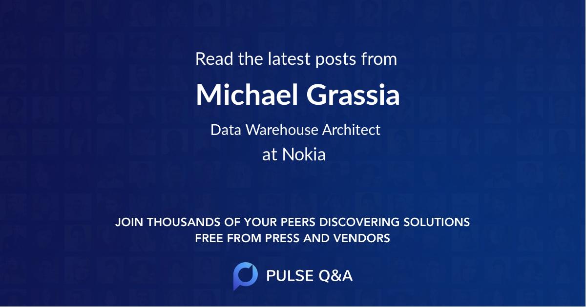 Michael Grassia