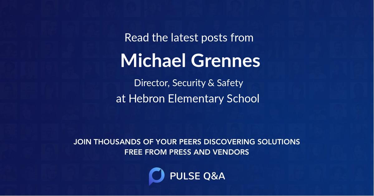 Michael Grennes