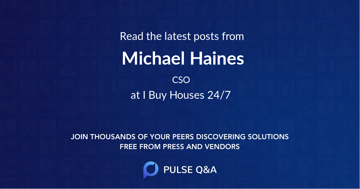 Michael Haines