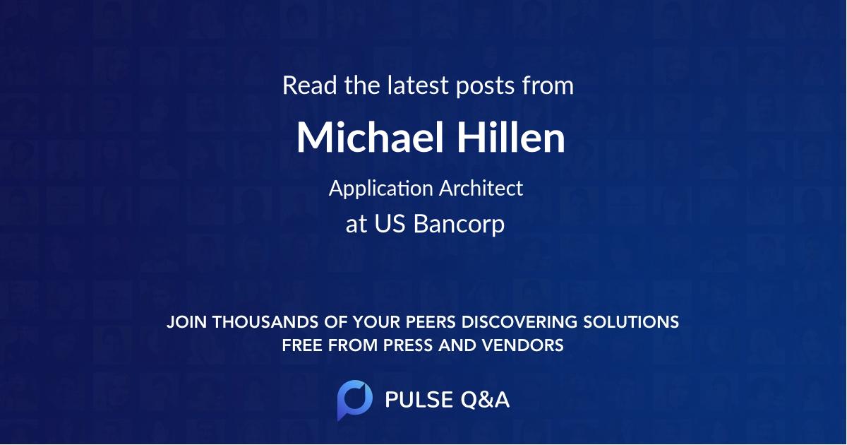 Michael Hillen