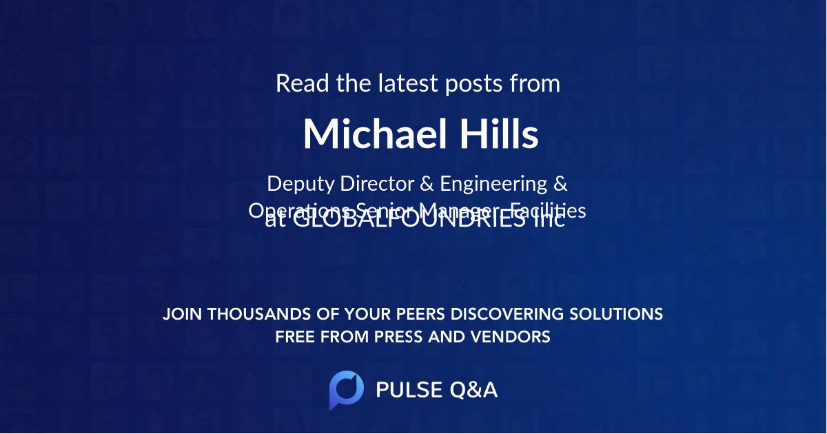 Michael Hills