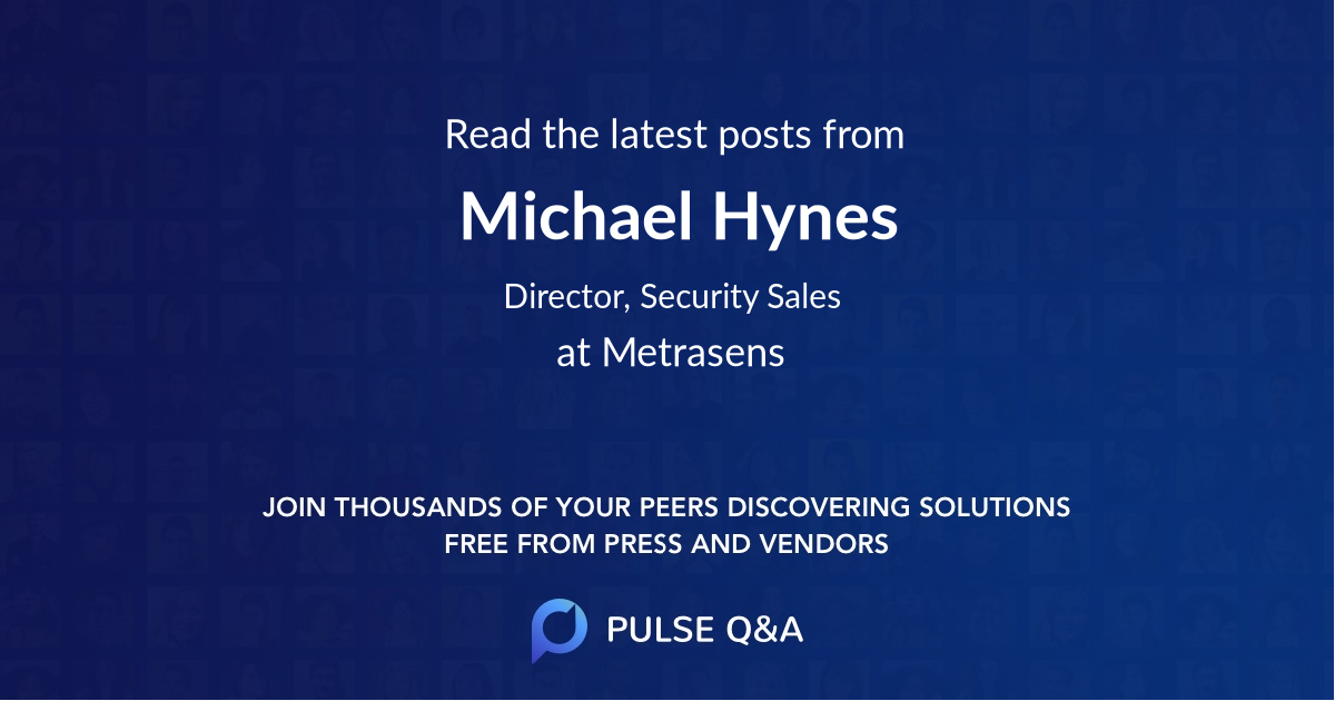 Michael Hynes