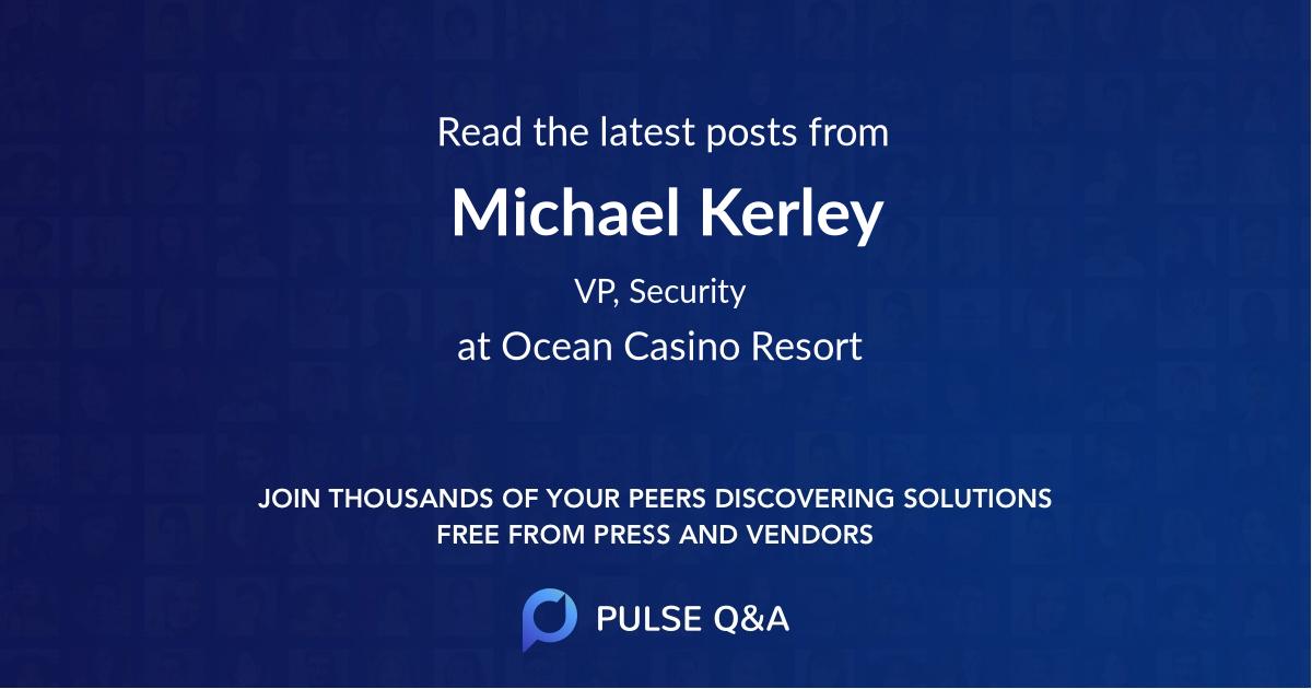 Michael Kerley