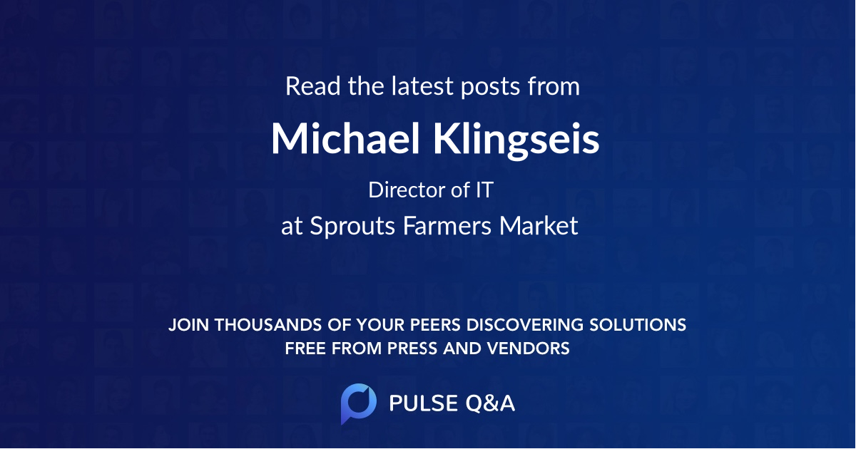 Michael Klingseis