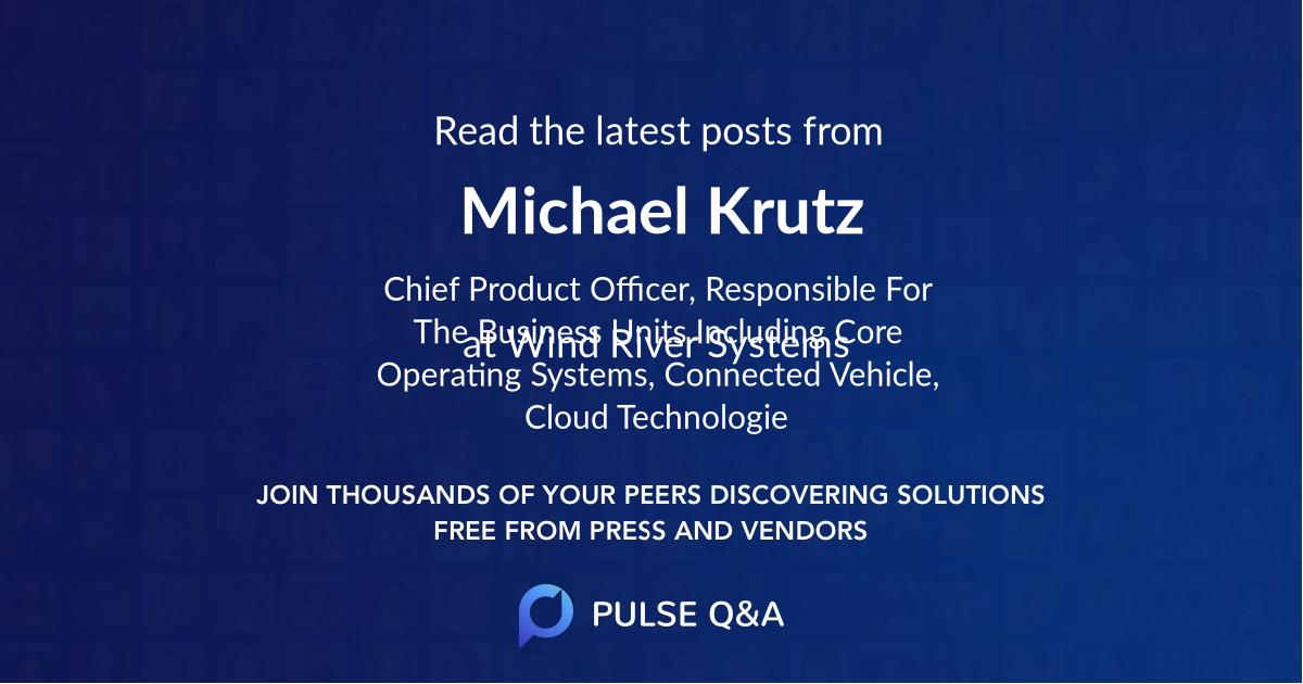 Michael Krutz