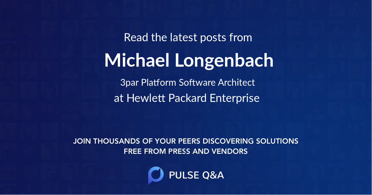 Michael Longenbach