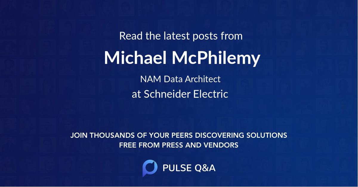 Michael McPhilemy
