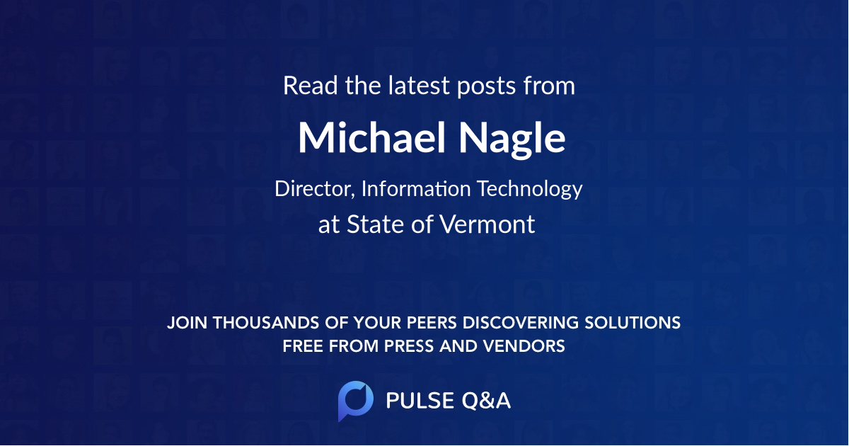 Michael Nagle