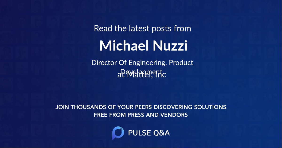 Michael Nuzzi