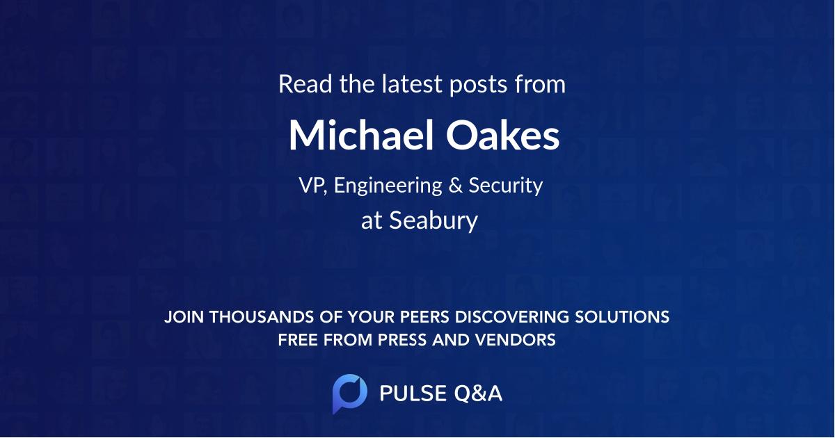 Michael Oakes