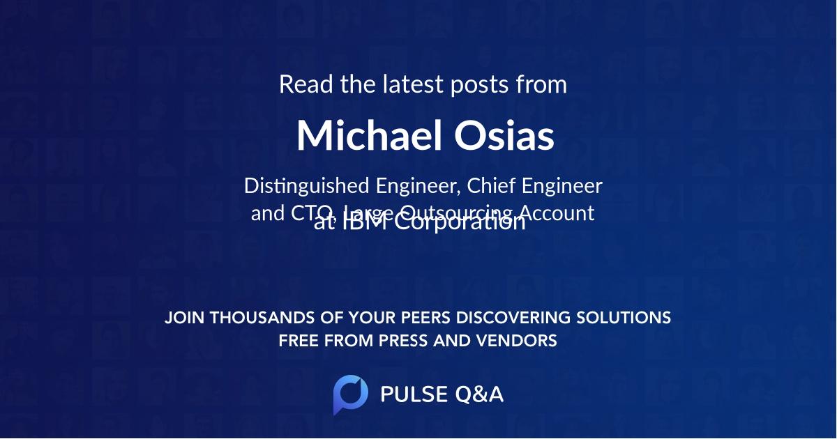 Michael Osias